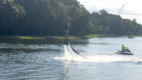 Skyhigh Jetpacks and Flyboards