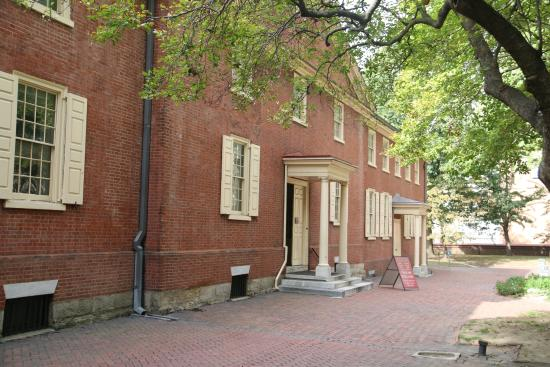 Arch Street Meeting House