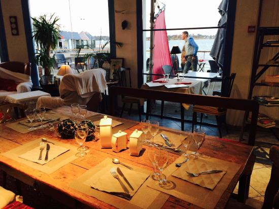 Ile-d'Arz, Frankrig: Salle à manger