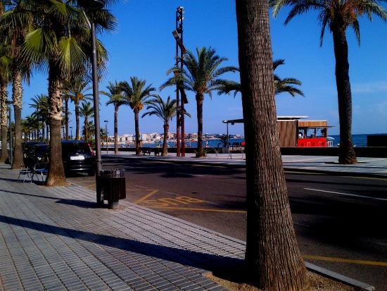 Rentalmar Costa Verde: streets