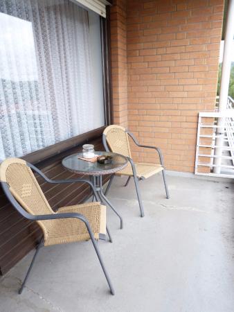 Hannoversch Münden, Alemania: Balkon