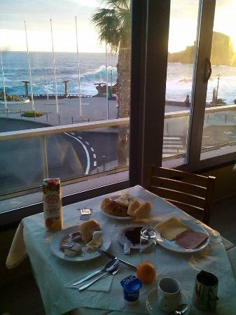 Pensao Salgueiro: breakfast