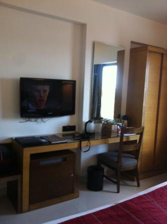 โฮเทล ซูบา อินเตอร์เนชั่นนอล: Room