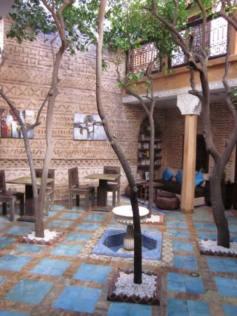 Riad Louaya: mandarini