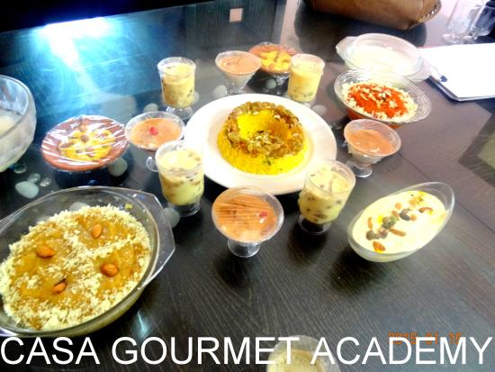 Casa Gourmet Academy - North Indian Cooking Classes