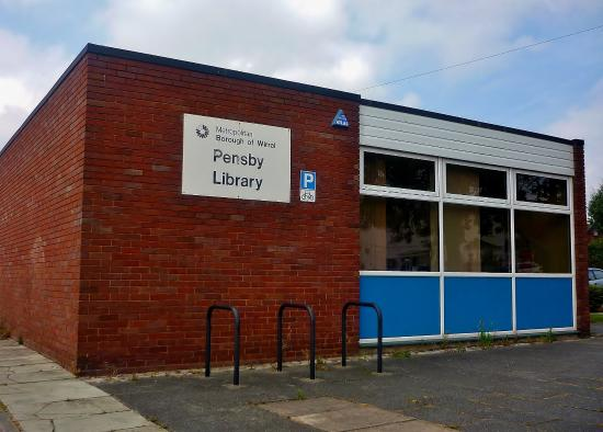 ‪‪Heswall‬, UK: Pensby Library, Pensby‬