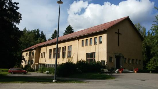 ‪Imatrankoski Church‬