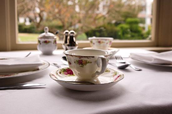 Pendray Tea House: Afternoon tea at the Pendray