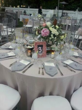 Nellie\u0027s Deli Market \u0026 Catering Table Setting & Table Setting - Picture of Nellie\u0027s Deli Market \u0026 Catering Sarasota ...