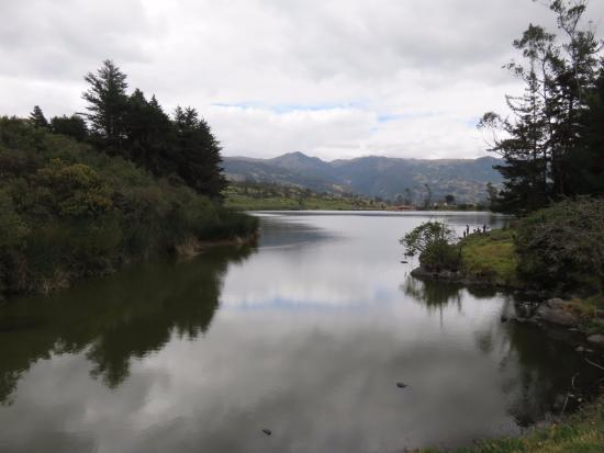 Giron, Ecuador: Laguna de Busa