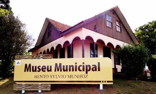 Campo Alegre, SC: Museu Bento Sylvio Munhoz