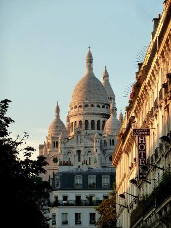 Paris, Prancis: Сакре Кер