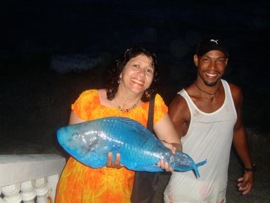 Corn Islands, Nicaragua: Fishing
