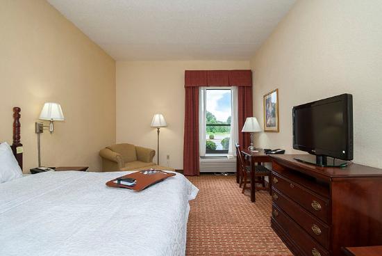 Hampton Inn Greenville / Travelers Rest : King