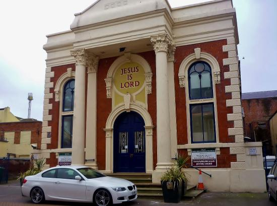 ‪Sussex Street Christian Centre‬