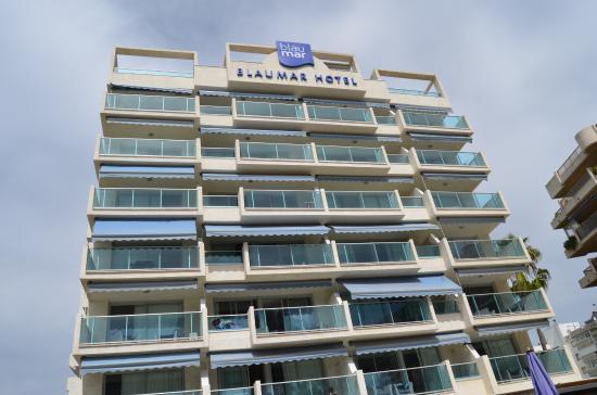 Отель Blaumar 4* Салоу Испания — отзывы, описание