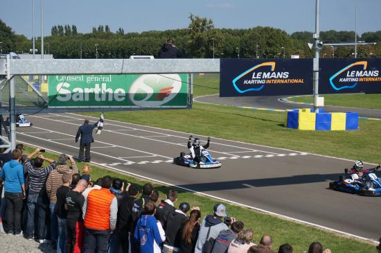 ‪Le Mans Karting International‬