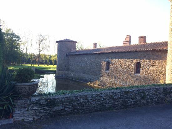 Picture of chateau de la colaissiere saint for Chateau de la colaissiere