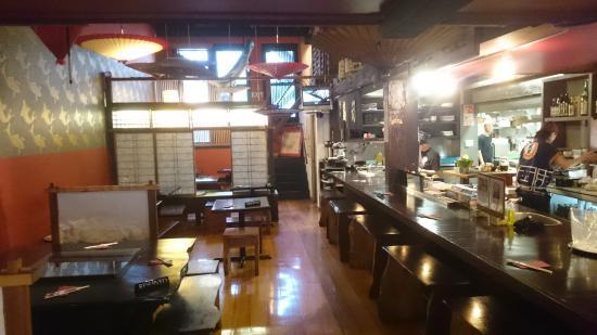 Tanuki Sushi Sake Bar The Cave