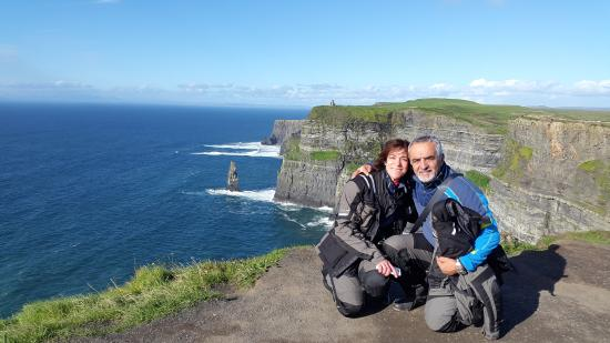 Little Haven Bed and Breakfast: Cliff of Moher