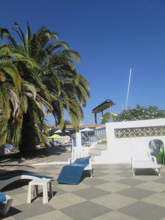 Tempomar Apartments: Area around pool