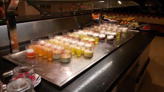 More Desserts Picture Of Sol Palmanova By Melia All Inclusive Palmanova Tripadvisor