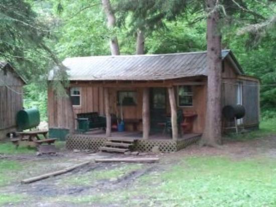 Cross Fork, PA: Cabin 2