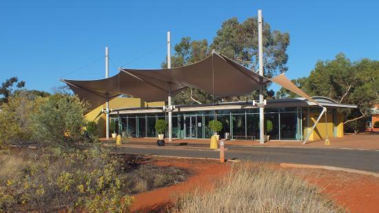 Desert Gardens Hotel, Ayers Rock Resort: Receptiegebouw