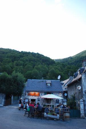 Vignec, Frankreich: Cafe St Germais