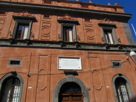Biblioteca del Real Collegio Capizzi