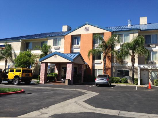 Santa Clarita Ca >> Fairfield Inn Santa Clarita Ca Picture Of Fairfield Inn