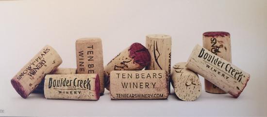 Laporte, CO: Ten Bears Winery