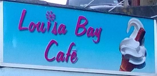 Louisa Bay Cafe 1