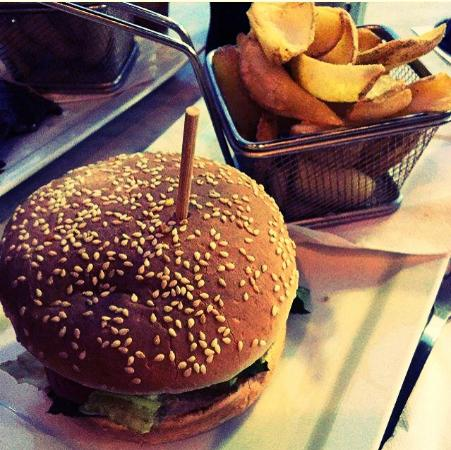 Le Balthazar : burger