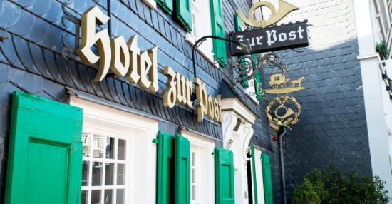 Hotel zur post prices reviews solingen germany for Hotel in solingen