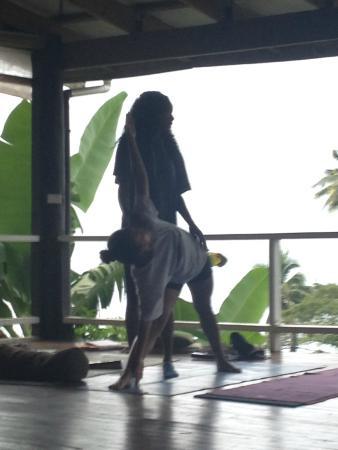 Daku Resort: yoga retreats