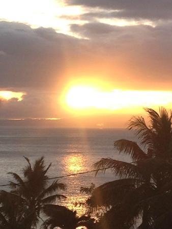 Daku Resort : sunsets!