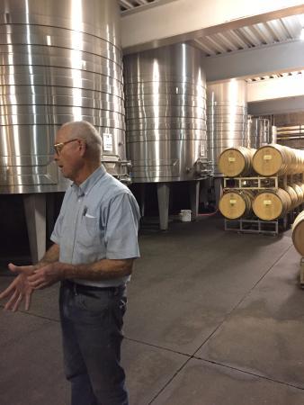 Hendry Ranch Wines: Hendry Ranch winery - Napa - Georges Hendry