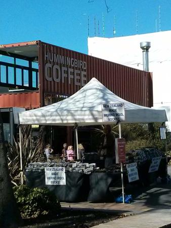 Hummingbird Coffee Cafe