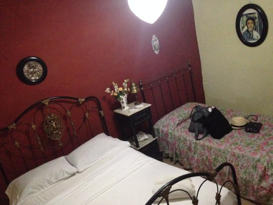 Hostal Los Angeles: The Lovely classic Room