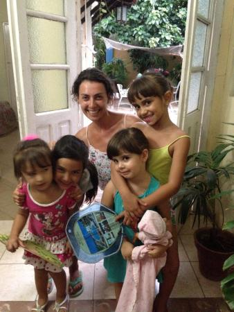 Hostal Los Angeles: Their Lovely Girls