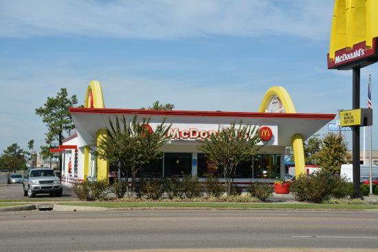 West Memphis Fast Food