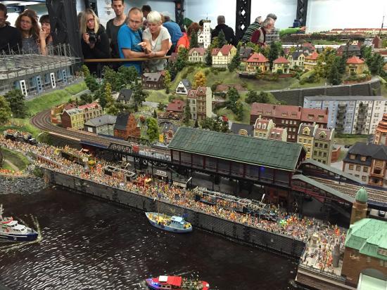 Miniatur Wunderland: Miniatur-Wunderland in Hamburg