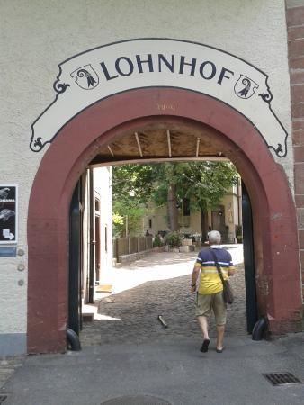 Museum für Musik (HMB): Lohnhof