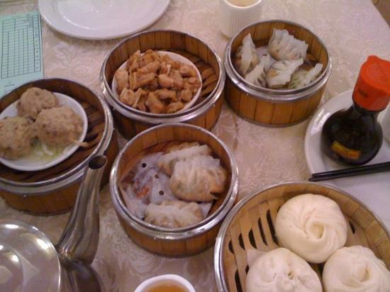Restaurant Dragon Oriental: Dim Sum
