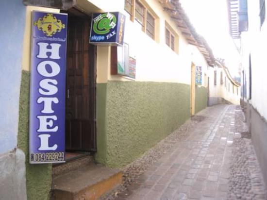 Mamma Cusco Hostel: exterior