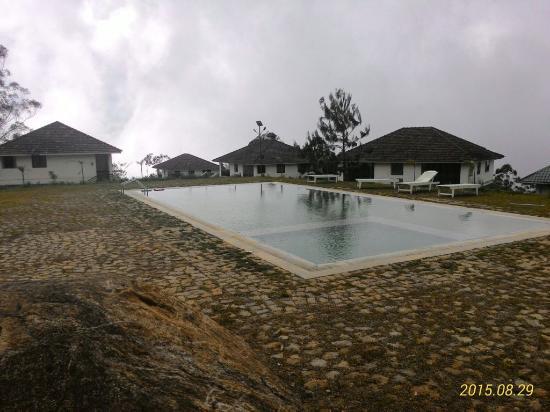 Swimming Pool Picture Of Ayur County Resorts Munnar Tripadvisor