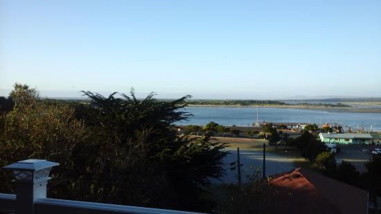 Bandon Inn: View from Rm 303