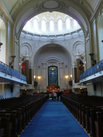 Αννάπολις, Μέριλαντ: USNA-Chapel-interior