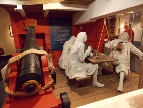 Αννάπολις, Μέριλαντ: USN Museum-exhibit